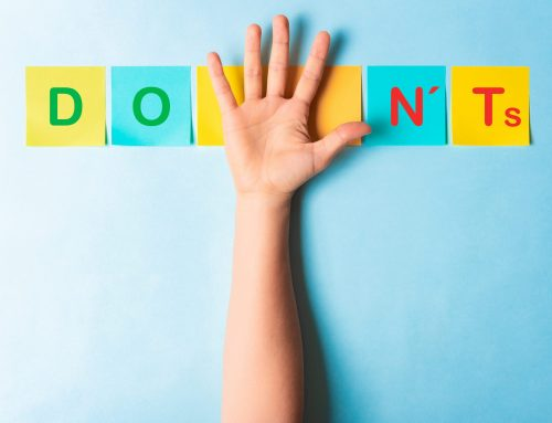 Our Do's and Don'ts in a Volatile Market